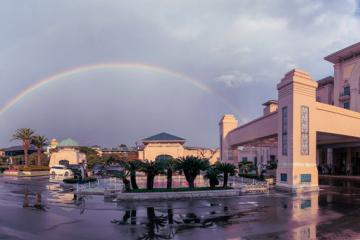 Rainbow, Lotte Hotel Jeju
